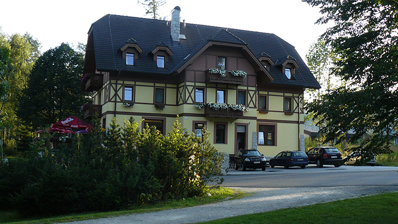 VilaPark ubytovanie v srdci Tatranskej Lomnice